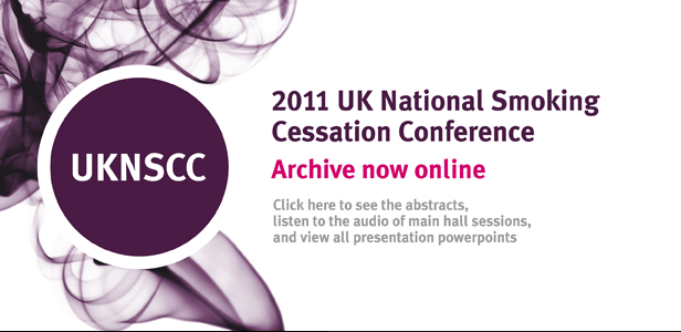2016 UK National Smoking Cessation Conference