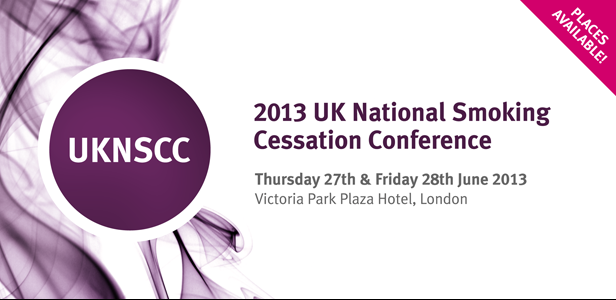 2013 UK National Smoking Cessation Conference