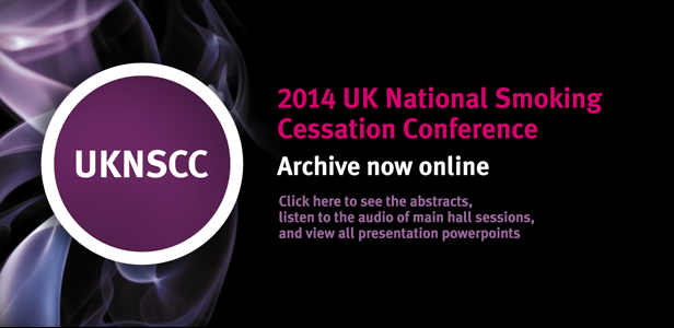 2014 UK National Smoking Cessation Conference